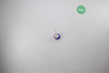 Дом и сад - Украина: Новорічна ялинкова прикраса кулька   Діаметр: 6 см  Стан відмінний