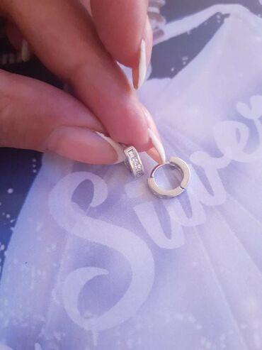 Ostali nakit - Srbija: SREBRO BEBI MINDJUSE 1400 DIN sj