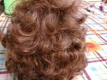 Натуральный волос,сделано как заколка,500 сом в Лебединовка