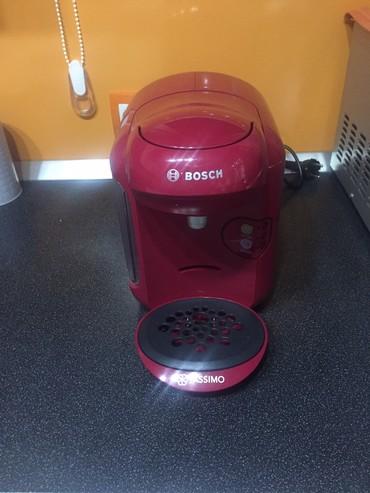 Bosh - Srbija: Bosh aparat za kafu na prodaju jako malo koriscen Kao nov Na poklon