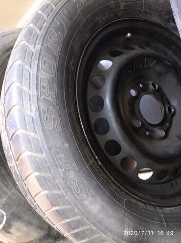 глобал шина в Кыргызстан: Продаю запаску на BMW R 15