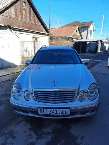 Mercedes-Benz E-Class 2.7 л. 2005 | 290000 км