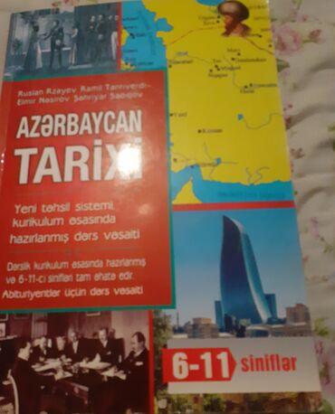 Azerbaycan tarixi kitabi yeni nesr 6 ci sinifden 11 ci sinife kimi