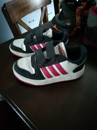 Dečije Cipele i Čizme - Bajina Basta: Adidas, kao nove! Broj 26,gaziste 16cm
