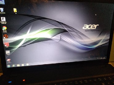 Acer lap top, dosta ocuvan, ekran 17.3, 4 gb ram, grafika 1
