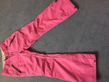 s размер в Кыргызстан: Штаны для сноуборда Размер S Фирма Ride Одевали 1 раз