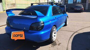 Subaru WRX STI 2 л. 2002