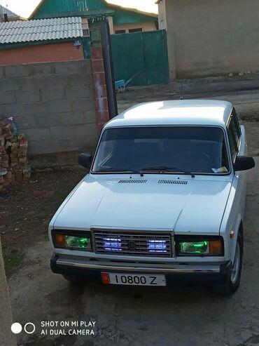 ВАЗ (ЛАДА) 2107 1.7 л. 2005