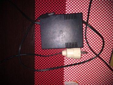 Adapter za 9V,ekstra pogodan,ne trosite na baterije.... - Cacak