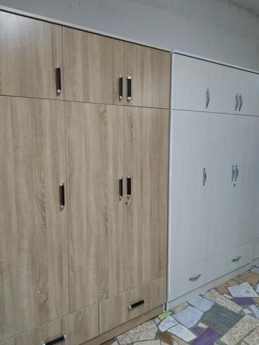 детские-шкафы-икеа в Кыргызстан: Шкафы шкафы шкафы 3х дверные из российских материалов.качество