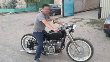 """Продаю """"bobber"""" М72 1954 г.в. в Бишкек"""