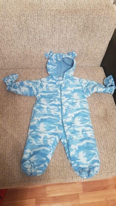 Теплый детский комбенезон от 6 месяцев в Кок-Ой