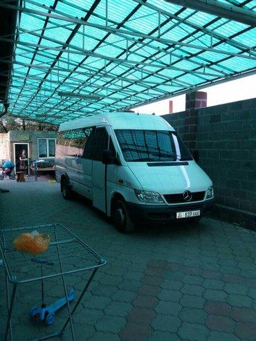К вашим услугам комфортабельный микроавтобус.Mersedec-Benz Sprinter• в Бишкек