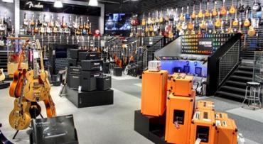 Bakı şəhərində Musiqi aletleri satısı. musiqi aletleri magazası