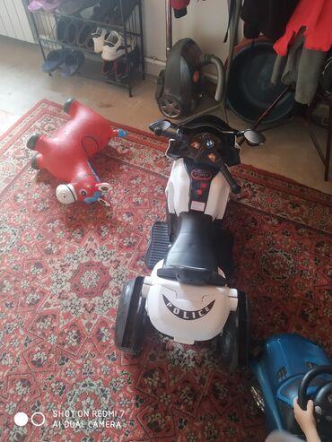 Детские электрокары - Кыргызстан: Продам электро мотоцыкал