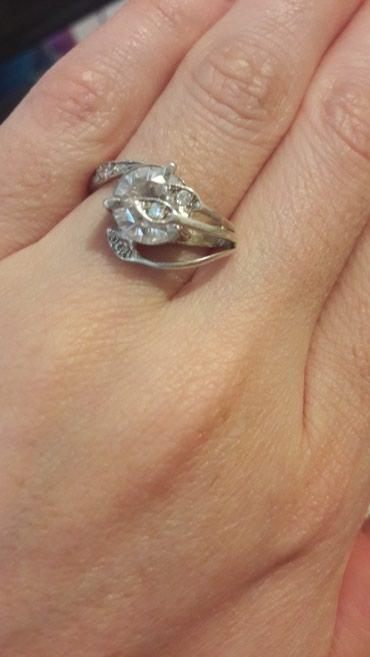 Серебряный кольцо 925 пробы в Бишкек