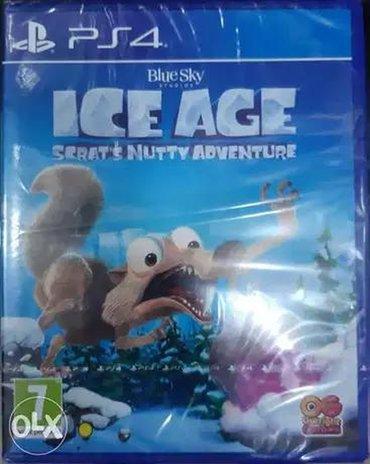 Ps4 üçün ice age oyunu. Sony PlayStation 4 oyunlarının və aksesuarlari