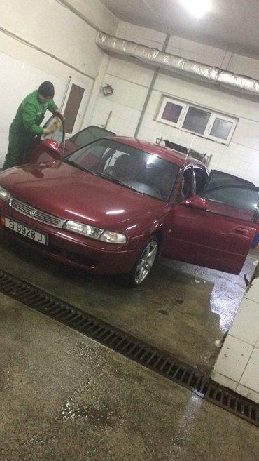 Продаю Мазда кронос 1992год машина в хорошем состоянии в Сокулук