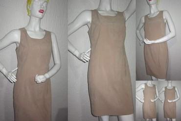 Kosulja-braon-drap-tigrastog-dezena - Srbija: Drap haljina imitacija velura