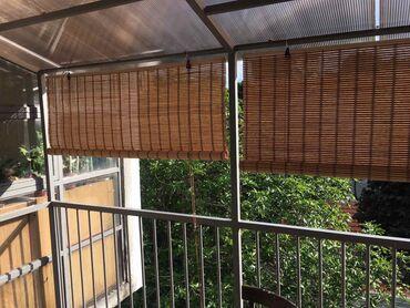 Roletne - Srbija: Bambus roletne sa montaznim mehanizmom, dolaze u rolnama razlicitih ši