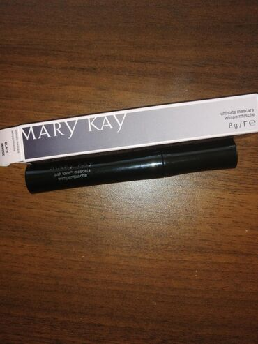 Новая Mery Kay оригинал фиолетовая удлиняющая тушь, не