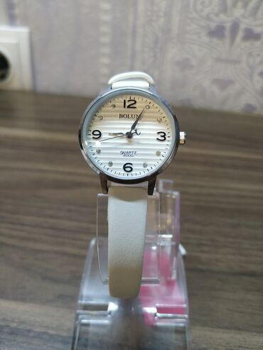 Часы женские новые  Кварцевые  Белые Есть коробка
