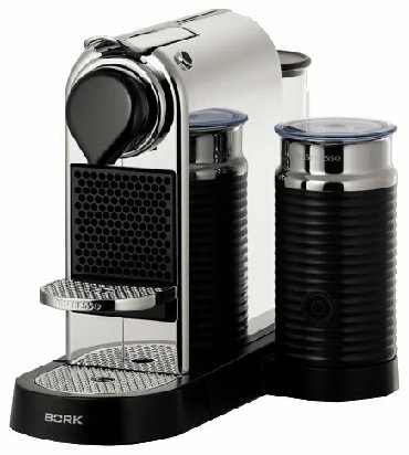 капсулы для кофемашины delonghi в Кыргызстан: Кофе машина BORKМощность 1710 ВтДавление 19 барТип капсул Nespresso