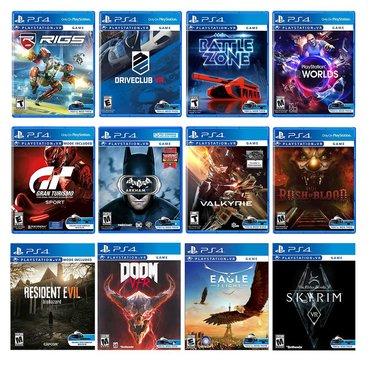 Playstation VR ÜÇÜN OYUNLARTEKKEN 7 VREAGLE FLİGHT VRGRAN TURİSMO