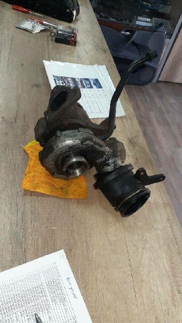 Продается турбина. От мотор Om 611. 2.2 cdi. Привозной в хорошем сос