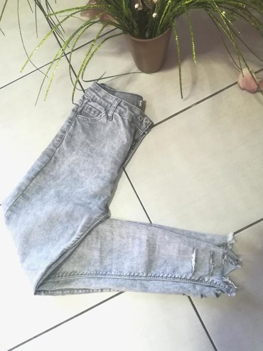Vrhunski model farmericaMekani pamuk teksas sa elastinomUnikatan model