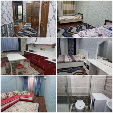 сена в Кыргызстан: Сдается квартира: 3 комнаты, 90 кв. м, Бишкек