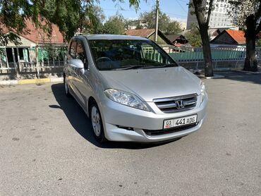 б у резина летняя в Кыргызстан: Honda Edix 1.7 л. 2004 | 145000 км