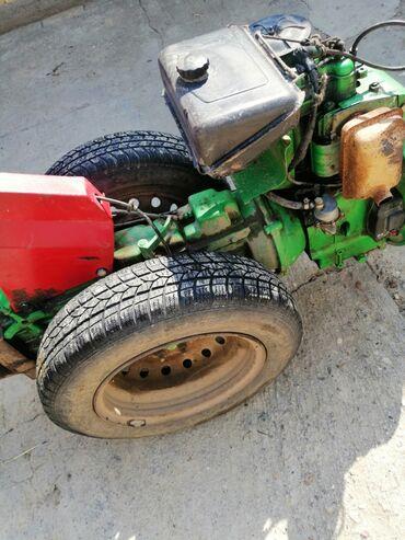 Poljoprivredne masine - Srbija: Prodajem motokultivator marke LAMBORDZINI 14 ks. Sa prikolicom. Bez