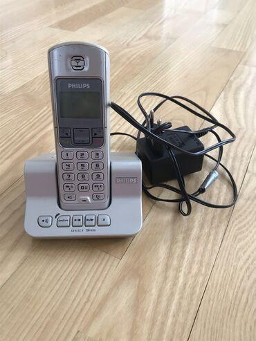 Philips Azərbaycanda: Ev telefonu,zabcast kimi satilir