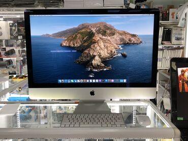 Б/у iMac 27'', релиз 2013, 4-х ядерный процессор i5 с частотой 3.2 GHz
