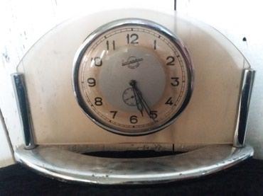 Часы златоустовские настольные кабинетные 1951г 1й класс в Бишкек