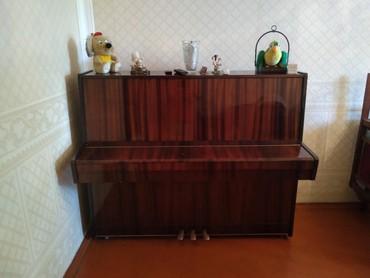 Musiqi alətləri - Mingəçevir: 3 pedallı Belarus pianosu. Əla vəziyyətdədir. müəllim pionasidir