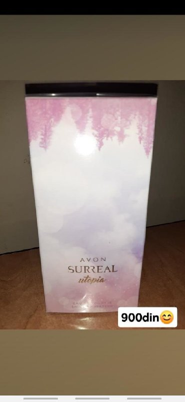 Avon surreal parfem nov