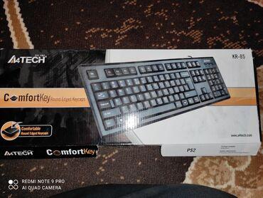 блютуз клавиатуру apple в Кыргызстан: Продаю новую клавиатуру