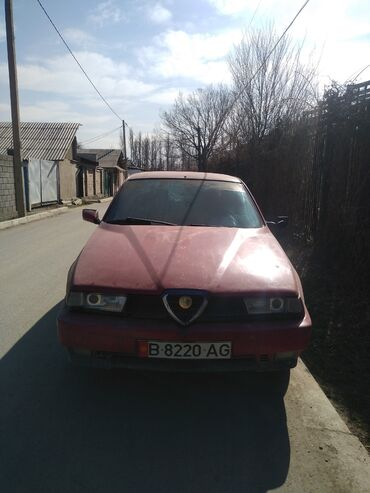 alfa romeo 155 17 mt в Кыргызстан: Alfa Romeo 155 2 л. 1998