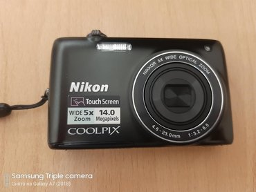 nikon d90 - Azərbaycan: Фотоаппарат Nikon COOLPIX S4100. JAPAN. Цифровой фотоаппарат +