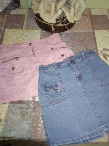 Dve suknjice za devojcice od 9-10 god. - Sid