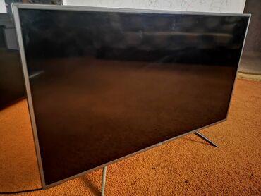 """Led 40"""" (102см) телевизор на базе android в отличном состоянии, со"""