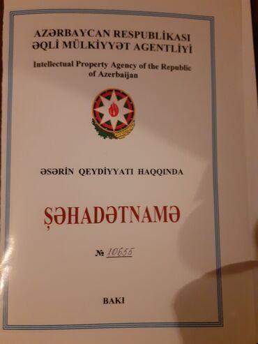 İncəsənət və kolleksiyalar - Azərbaycan: Ssenari satılır. Qiyməti 10.000 AZN. Tarixi mövzudadır. Kino üçün