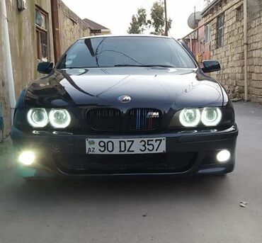 bmw-1-серия-125d-at - Azərbaycan: BMW 523 2.5 l. 1996 | 360000 km