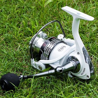Спорт и хобби - Кочкор: Катушка для рыбалки качество отличное размеры есть. Наш адрес: Рынок