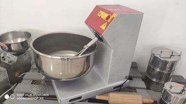 Тестомес «mateka» (до 24 кг теста за один раз)производство