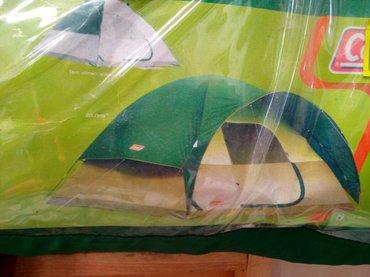 Xırdalan şəhərində 6-8 neferlik kamp cadiri