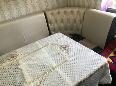 Мебель на кухню Стол 200*80 Все новая в Бишкек