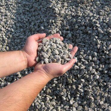 Дом и сад - Кыргызстан: Щебень, Отсев, Песок, Чернозём отличного качества. Зил, Камаз цена